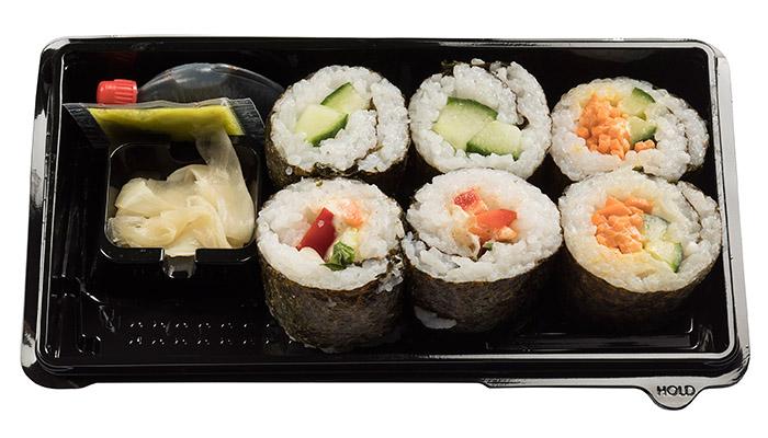 Kasvis Sushi
