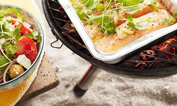 Uuni- ja grillivalmiit - Lerøy